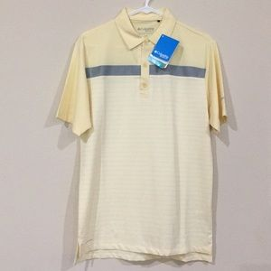Columbia Golf Polo Shirt Small